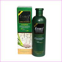 Шампунь - против выпадения с для склонных к жирности волос с экстрактом чеснока