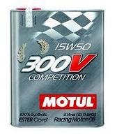 Моторное масло Motul 300v Copetition 15w50 2 литра
