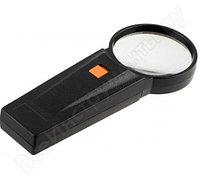 Лупа с подсветкой 75 мм Stayer STANDARD 40522-75