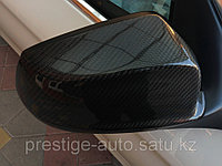 Накладки на зеркала CARBON BMW F10 5 series, фото 1