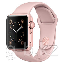 (MNNH2RU/A) Смарт-часы Apple Watch S1 Sport 38mm Rose Gold Al/PinkSand