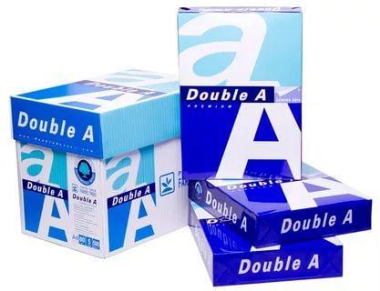 Бумага Double A, формат А4, 80 гр/м2