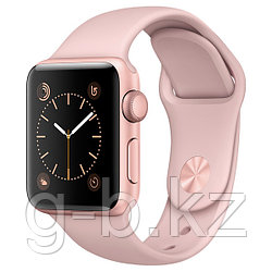 (MNNY2RU/A) Смарт-часы Apple Watch S2 Sport 38mm Rose Gold Al/PinkSand