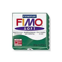 Staedtler Fimo soft (масса для лепки) emerald 56 гр 600853