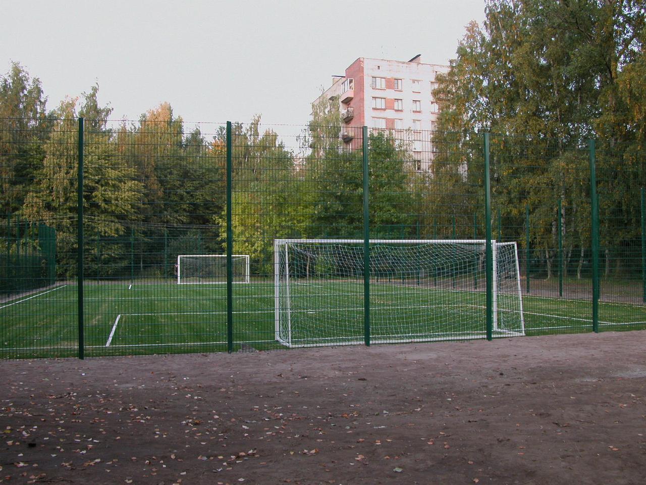 Ограждения для кортов и спортивных площадок