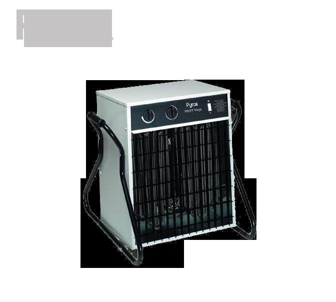 Тепловая пушка Pyrox: PRO943 (9 кВт)