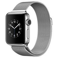 (MNP62RU/A) Смарт-часы Apple Watch S2 38mm St.St/SilvMilanese Loop