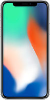 IPhone X 64Gb Silver, фото 1