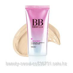 ВВ крем PERFECT GLOW no.1 light beige торговой марки MCC