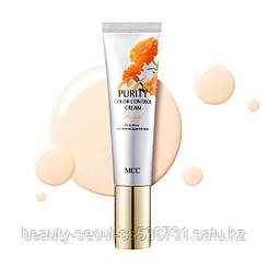 СС крем Purity Color Control Cream[Marigold] no2. glow beige торговой марки MCC