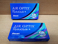 Линзы Air Optix plus HydraGlade (3 блистера)