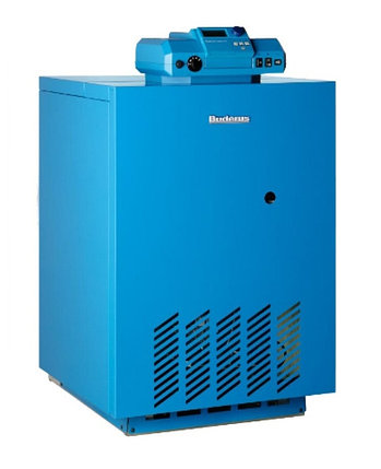 Напольный газовый чугунный отопительный котел Buderus Logano G124 WS, 32 кВт, фото 2