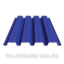 Профлист с цветным полимерным покрытием Н60 0,7мм любой цвет по RAL