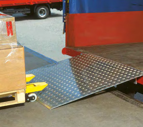 Crawford Dock Plate 6050AWB