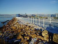 Ограждения для речных и морских портов, фото 1