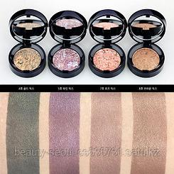 Тени для век STUDIO BAKING SHADOW no.4 GOLD MIX торговой марки MCC