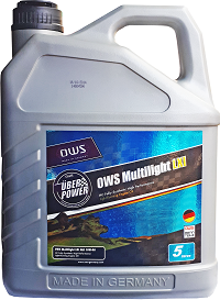 Моторное масло OWS Multilight LXI 10w40 5 литров