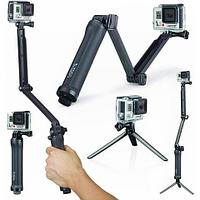 Монопод-штатив GoPro (AFAEM-001) (3-Way Mount - Grip / Arm / Tripod)