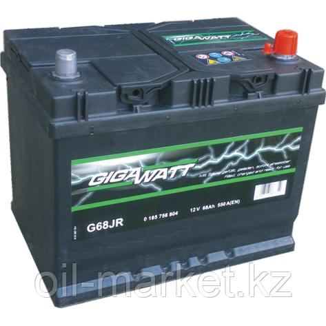 Аккумулятор Gigawatt 68 A/h, фото 2