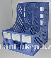 Лоток вертикальный для документов 3 секции