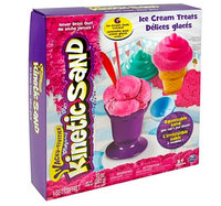 Песок для лепки Kinetic Sand Ice  Cream Treats,283g