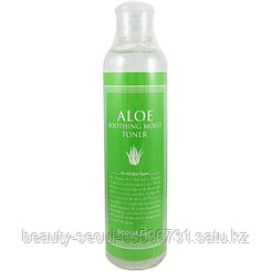 Тоник Aloe soothing moist toner