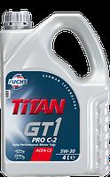 Моторное масло TITAN GT1 PRO C-2 5w30 4 литра