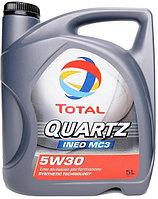 Моторное масло TOTAL 9000 INEO MC3 5w30 4 литра