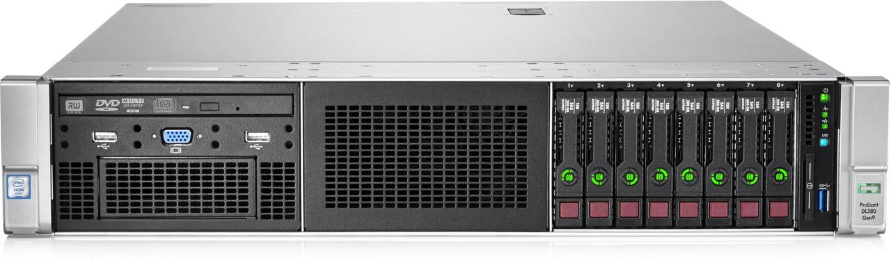 Сервер HP ProLiant DL380 Gen9 843557-425, фото 1