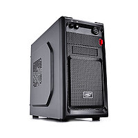 Кейс, Deepcool, SMARTER DP-MATX-SMTR, Mini-ITX/Micro ATX, USB 3.0/2.0, HD-Audio+Mic, Высота процессорного куле