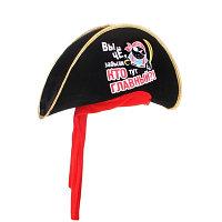 "Шляпа пирата ""Кто тут главный"", р-р 56-58"