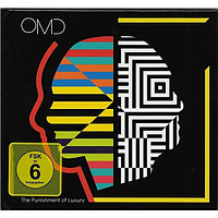 Orchestral Manoeuvres In The Dark The Punishment Of Luxury (Deluxe Edition) CD+DVD (фирм.) 977380