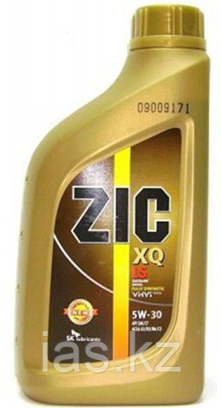 Моторное масло ZIC XQ LS 5w30 1 литр