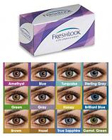 FreshLook ColorBlends -03.50, 8.6, Бирюзовый