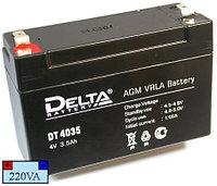 Delta аккумуляторная батарея DT 4035 (5 лет)