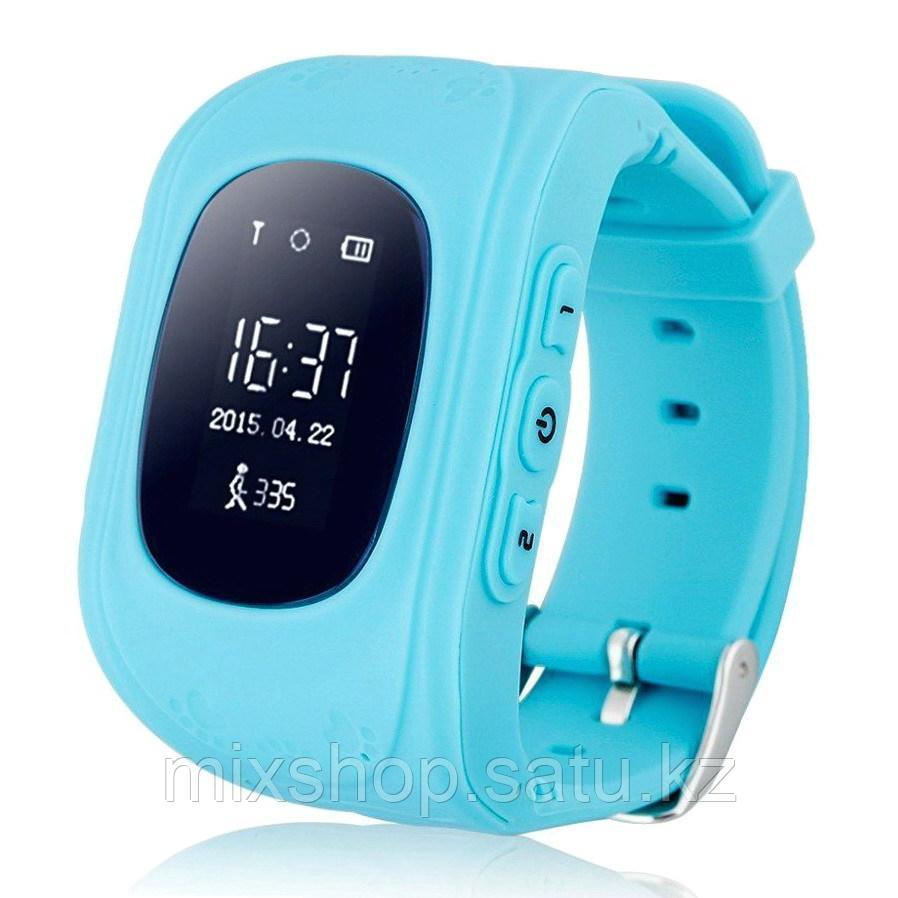 Детские часы телефон с gps трекером Q50 Smart baby watch