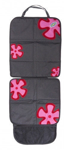 Защитная накидка на сиденье Смешарики (под детское автокресло)