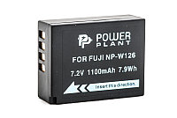Аккумулятор PowerPlant Fuji NP-W126 1110mAh