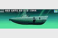 Подводная лодка USS ГАТО SS-212 1944 г.