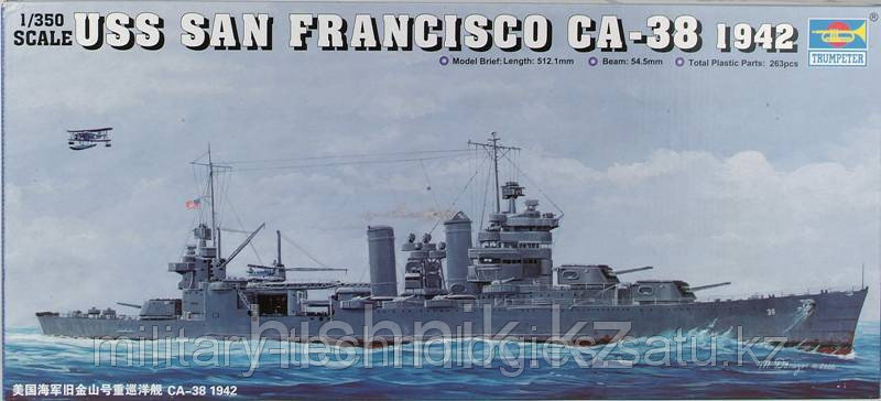 USS San Francisco CA-38 (1942)