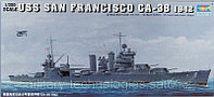 USS San Francisco CA-38 (1942), фото 1