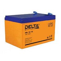Delta аккумуляторная батарея HRL12-12