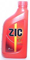 Трансмиссионное масло ZIC DEXRON III 1 литр