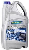 Трансмиссионное масло RAVENOL Dexron III F 4 литра