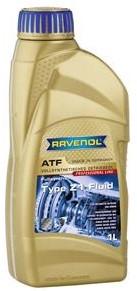 Трансмиссионное масло RAVENOL ATF Type Z1 Fluid  1 литр