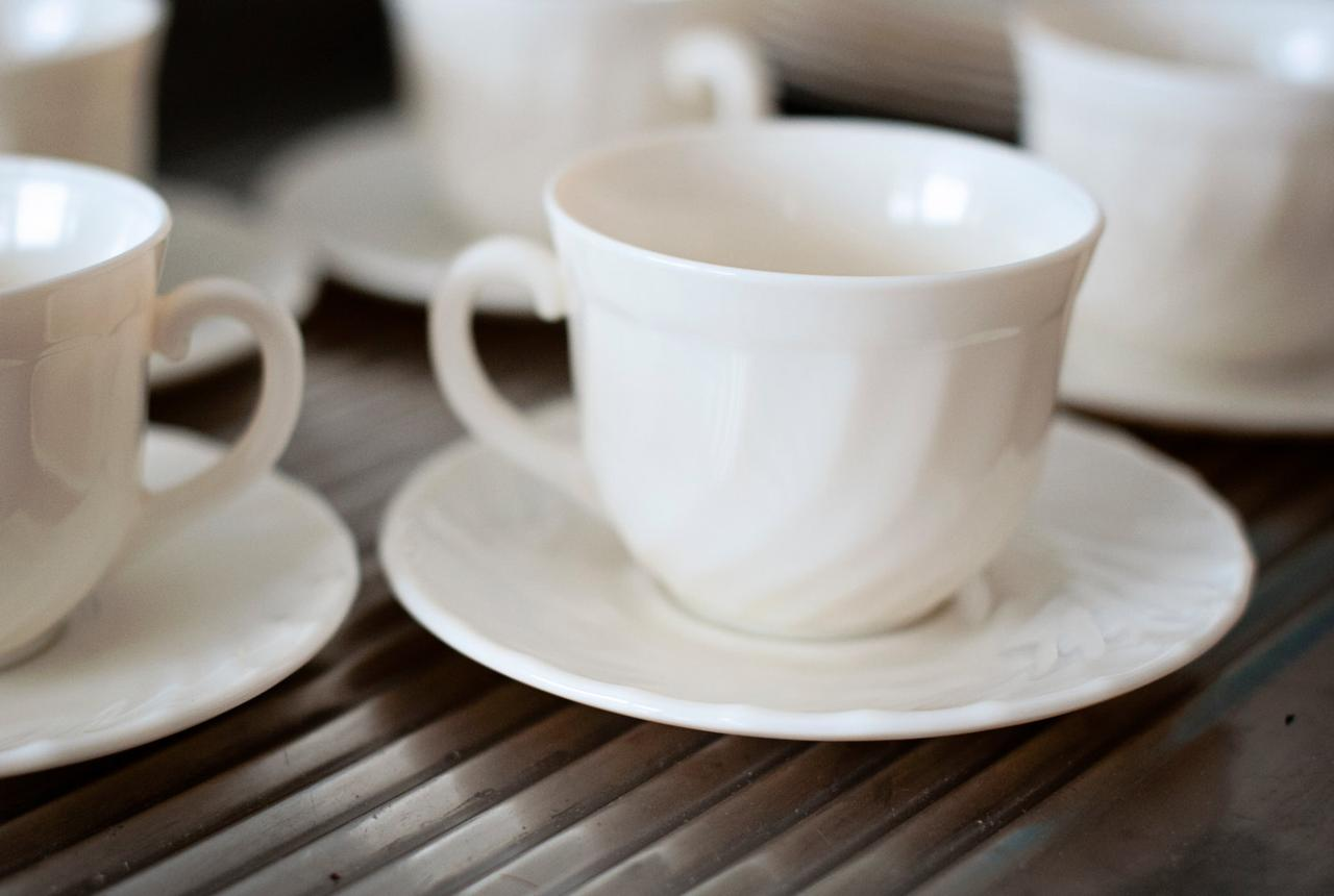 Чайный сервиз Luminarc Trianon на 6 персон (12 единиц) E8845