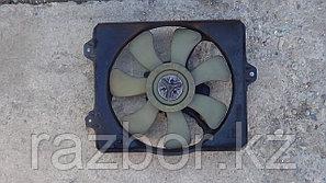 Вентилятор радиатора Toyota Carina ED правый