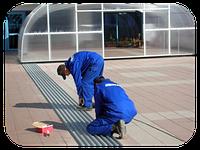 Собственная сервисная служба «AQUALAND GROUP» создана для того, чтобы поддерживать Ваш бассейн, все его оборудование и технические системы в идеальном состоянии. Кроме того, служба осуществляет компетентное гарантийное и сервисное обслуживание плават