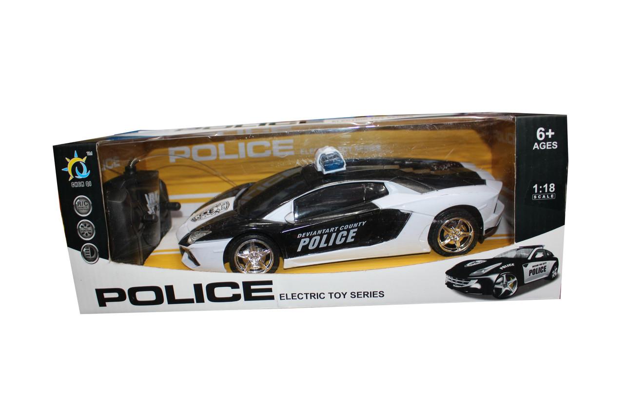 Р/У Машина CHEVROLET CORVETTE (полиция) 169-3