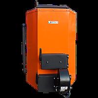 Энергия ТТ 10 кВт, бункер на 80кг угля, котел твердотопливный длительного горения